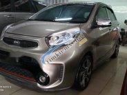 Chính chủ bán xe Kia Morning Si AT sản xuất 2016, màu vàng cát giá 358 triệu tại Hà Nội