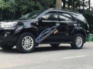 Cần bán gấp Toyota Fortuner 2012, màu đen chính chủ giá 698 triệu tại Hà Nội