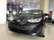 Bán xe Toyota Vios 1.5E đời 2018, màu đen giá 531 triệu tại Hà Nội