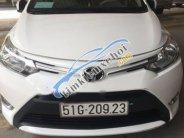 Cần bán xe Toyota Vios E sản xuất 2016, màu trắng, giá tốt giá 499 triệu tại Tp.HCM