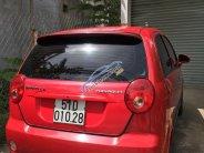 Cần bán Chevolet Spark đời 2011, màu đỏ, xe nhập giá 120 triệu tại Tp.HCM
