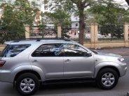 Xe Toyota Fortuner V sản xuất 2009, màu bạc, nhập khẩu chính chủ, giá tốt giá 630 triệu tại Tp.HCM