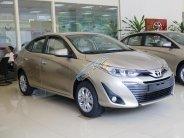 Bán Toyota Vios 1.8 G CVT đời 2018, màu vàng giá 606 triệu tại Hà Nội