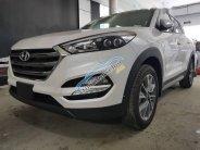Cần bán Hyundai Tucson 2.0 AT năm sản xuất 2018, màu trắng, giá tốt giá 765 triệu tại Hà Nội