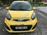 Cần bán lại xe Kia Morning đời 2013, màu vàng xe gia đình giá 230 triệu tại Hải Dương