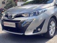 Bán Toyota Vios 1.5G sản xuất 2018, màu xám  giá 645 triệu tại Tp.HCM