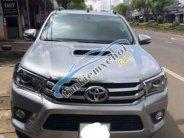 Bán Toyota Hilux G đời 2015, màu bạc   giá 715 triệu tại Gia Lai