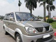 Bán xe Mitsubishi Jolie màu vàng cát, sản xuất 2005, số sàn 2.0 MPI, đăng ký chính chủ, biển số Hà Nội  giá 195 triệu tại Hà Nội