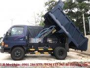 Bán xe ben Hyundai 5 tấn HD99, linh kiện nhập khẩu chính hãng từ Hyundai Hàn quốc, giá tốt giá 650 triệu tại Tp.HCM