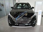 Bán xe Hyundai Tucson 1.6 Turbo sản xuất 2018, màu đen giá Giá thỏa thuận tại Hà Nội