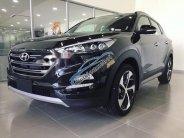 Bán ô tô Hyundai Tucson Turbo sản xuất 2018, màu đen  giá 900 triệu tại Tp.HCM
