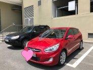 Cần bán lại xe Hyundai Accent đời 2014 màu đỏ, giá chỉ 449 triệu nhập khẩu giá 449 triệu tại Tp.HCM