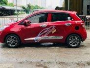 Bán Hyundai Grand i10 1.2 AT 2017, màu đỏ, nhập khẩu nguyên chiếc Ấn Độ giá 410 triệu tại Hà Nội