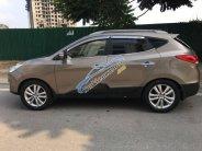 Bán ô tô Hyundai Tucson 2.0 AT 4WD đời 2011, màu vàng, nhập khẩu xe gia đình, giá 595tr giá 595 triệu tại Hà Nội
