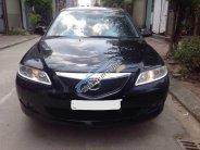 Bán xe Mazda 6 MT đời 2005, màu đen xe gia đình giá 249 triệu tại Hà Nội