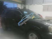 Cần bán Hyundai Santa Fe đời 2002, màu đen giá 230 triệu tại Đồng Nai