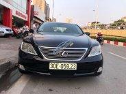 Cần bán Lexus LS 460 sản xuất năm 2009, màu đen, nhập khẩu nguyên chiếc giá 1 tỷ 460 tr tại Hà Nội