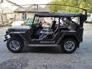 Cần bán Jeep A2 trước 1990, màu xanh lam, máy rin, vỏ rin giá 195 triệu tại Tp.HCM