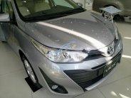 Bán xe Toyota Vios 1.5E CVT đời 2018, màu bạc, mới 100% giá 569 triệu tại Tp.HCM