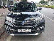 Bán ô tô Honda CR V 2.4 đời 2016, màu đen giá 970 triệu tại Hà Nội