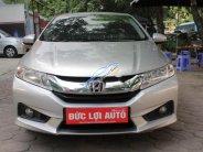 Bán xe Honda City 1.5CVT màu bạc, sản xuất 2015 giá 495 triệu tại Hà Nội