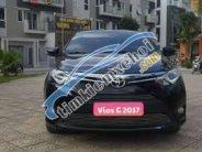 Bán Toyota Vios G đời 2017, màu đen, giá tốt giá 575 triệu tại Hà Nội