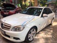 Bán xe Mercedes C200 AT 2008, màu trắng, giá tốt giá 430 triệu tại Hà Nội