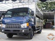 Bán xe Hyundai Mighty thùng chở gia súc giá thấp nhất thị trường 2017, màu xanh lam, thùng inox 304 giá 650 triệu tại Tp.HCM