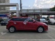 Cần bán xe Toyota Yaris 1.5G 2017, màu đỏ, nhập khẩu   giá 670 triệu tại Hà Nội