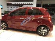 Bán xe Kia Morning S AT sản xuất 2018, màu đỏ giá 393 triệu tại Tp.HCM