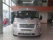 Cần bán Ford Transit Standard MID 2018, màu bạc, giá 795tr giá 795 triệu tại Hà Nội