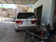 Bán Ssangyong Musso sản xuất năm 2002, màu trắng xe gia đình giá 135 triệu tại Tp.HCM
