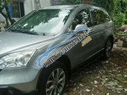 Cần bán xe Honda CR V sản xuất năm 2009, màu bạc giá 553 triệu tại Tp.HCM