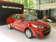 Cần bán Toyota Vios đời 2018, màu đỏ, hoàn toàn mới giá 531 triệu tại Hà Nội
