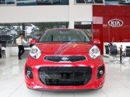 Bán Kia Morning S AT đỏ 2018_Hỗ trợ 90%, ưu đãi khủng, giao xe ngay giá 393 triệu tại Tp.HCM