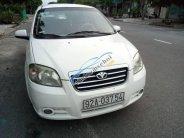 Cần bán Daewoo Gentra sản xuất năm 2008, màu trắng xe gia đình giá 185 triệu tại Quảng Nam
