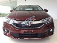 Cần bán xe Honda City sản xuất 2018, màu đỏ, giá chỉ 599 triệu giá 599 triệu tại Tp.HCM