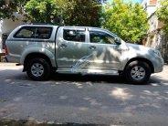 Bán xe Hilux màu bạc, sx năm 2010, số sàn, hai cầu, máy dầu giá 415 triệu tại Hà Nội