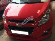Kẹt tiền bán em Chevrolet Spark 2015 số tự động, màu đỏ giá 263 triệu tại Tp.HCM