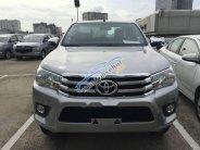 Bán Toyota Hilux sản xuất 2018, màu bạc, nhập khẩu Thái giá 793 triệu tại Tp.HCM