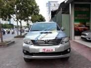 Bán Toyota Fortuner G sản xuất năm 2013, màu bạc số sàn, giá chỉ 780 triệu giá 780 triệu tại Hà Nội