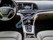 Cần bán lại xe Hyundai Elantra 1.6 AT năm 2018, màu đen giá 740 triệu tại Hà Nội