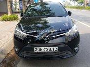 Cần bán xe Toyota Vios E CVT năm sản xuất 2017, màu đen giá 535 triệu tại Hà Nội