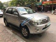 Cần bán gấp Toyota Fortuner V 2.7AT sản xuất năm 2010, màu bạc, giá chỉ 520 triệu giá 520 triệu tại Hà Nội
