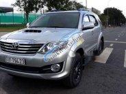 Bán xe Toyota Fortuner 2016, màu bạc còn mới giá 885 triệu tại Tp.HCM