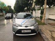 Bán Toyota Vios sản xuất 2016, màu bạc như mới, giá 480tr giá 480 triệu tại Ninh Bình