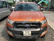 Cần bán gấp 01 xe Ford Ranger Wildtrak 3.2 9/2016, odo chuẩn 37000km giá 788 triệu tại Tp.HCM