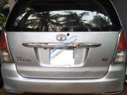 Cần bán Toyota Innova J sản xuất 2008, màu bạc giá 265 triệu tại Tp.HCM