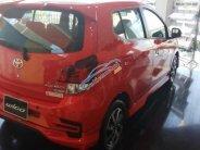 Cần bán Toyota Wigo 1.2AT đời 2018, màu đỏ, nhập khẩu nguyên chiếc  giá 405 triệu tại Tp.HCM