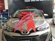 Cần bán xe Toyota Vios 1.5G CVT sản xuất năm 2018, mới 100% giá 606 triệu tại Tp.HCM